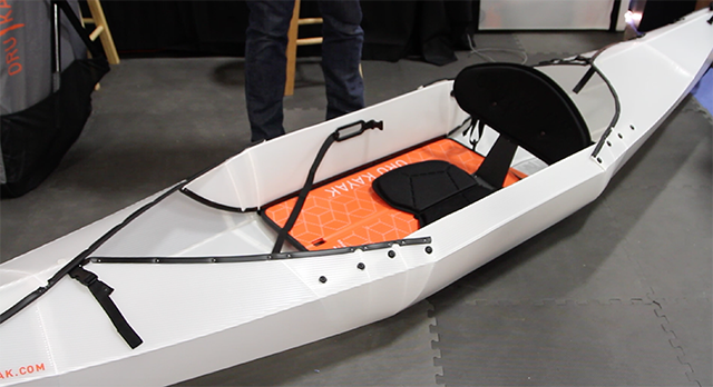 ORU Folding Kayak