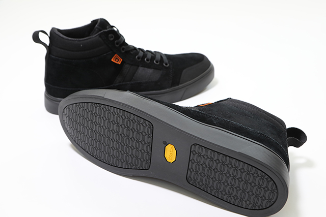 A Vibram Marbrani outsole with XS Trek, is ASTM puncture certified.